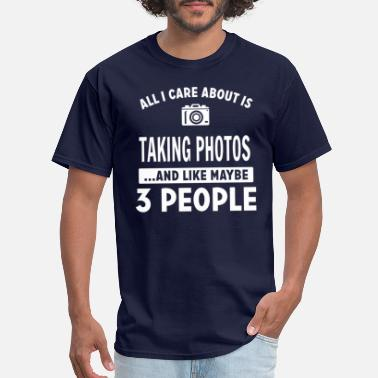 Photography Photography - Men's T-Shirt