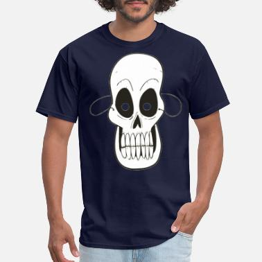 Funny Scary Cool funny scary mask - Men's T-Shirt
