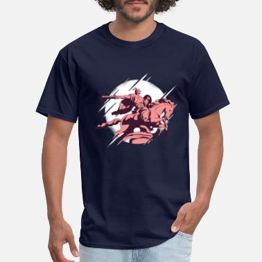 Hand Point Barbarian Warrior Tshirt - Men's T-Shirt