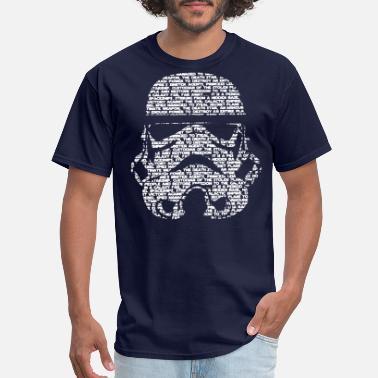 3549f068 Darth Vader Fashion Mask The Clones Star Wars Darth Vader Yoda - Men'. Men's  T-Shirt