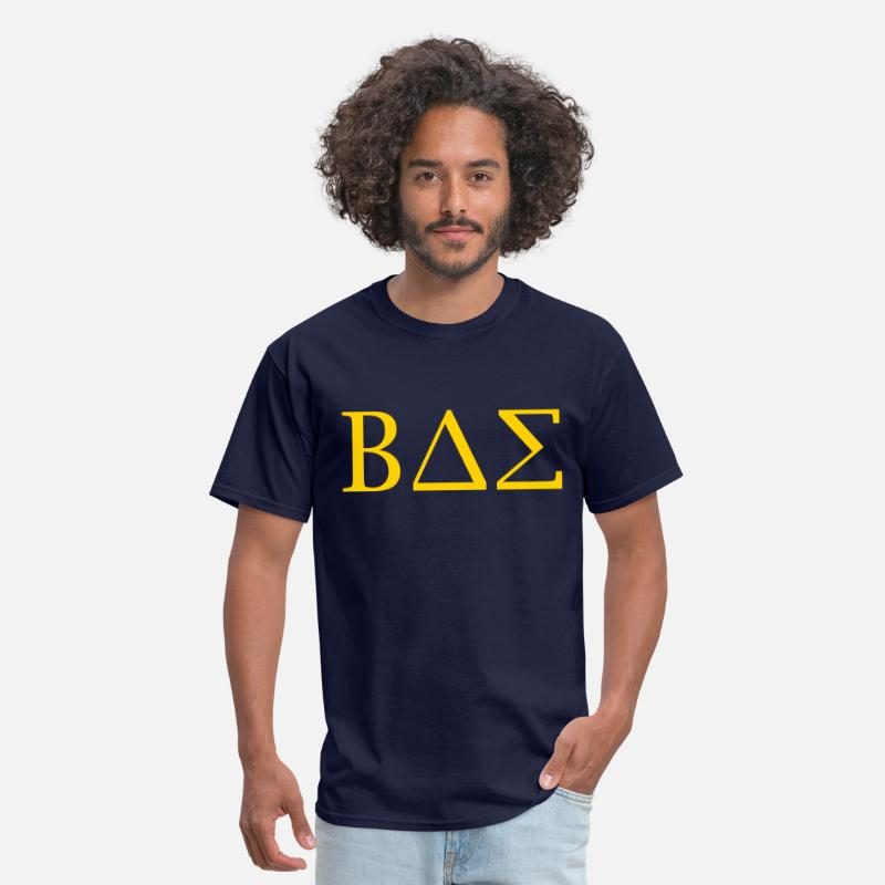 Bae T-Shirts - BAE - Men's T-Shirt navy