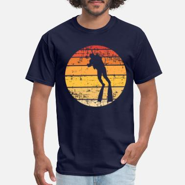 Diving Course - Men's T-Shirt