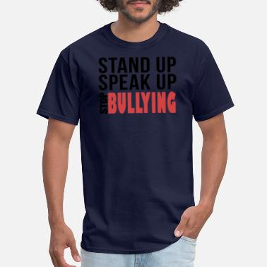 Antibullying antibully - Men's T-Shirt