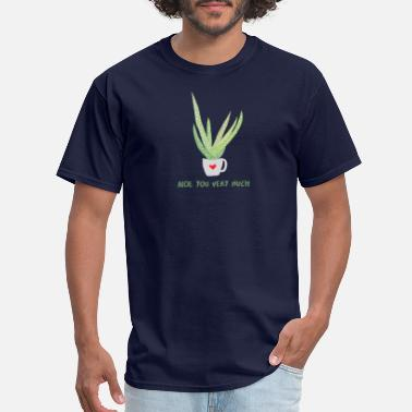 Very Much Aloe You Very Much - Men's T-Shirt
