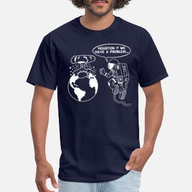 End Of The World Astronaut and end of the world - Men's T-Shirt