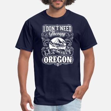 Portland Oregon Oregon - Men's T-Shirt