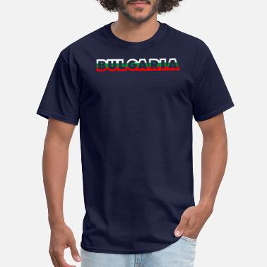 Bulgaria Bulgaria - Men's T-Shirt