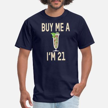 Long Island Buy me a Long Island - Men's T-Shirt