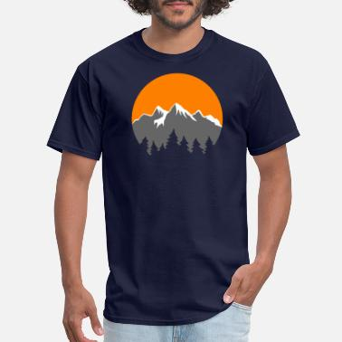 Mountains Mountains - Men's T-Shirt