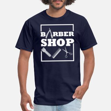 Stylist Barber Barbear Shop - Barber Stylist - Men's T-Shirt