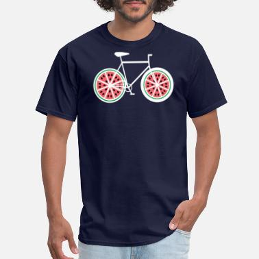 Racebike Bicycle Bike Fixie Singlespeed Shirt Racebike - Men's T-Shirt