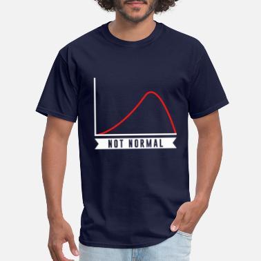 2a262f56 Science Geek Not Normal Science Math Nerd Geek Asocial Gift - Men's