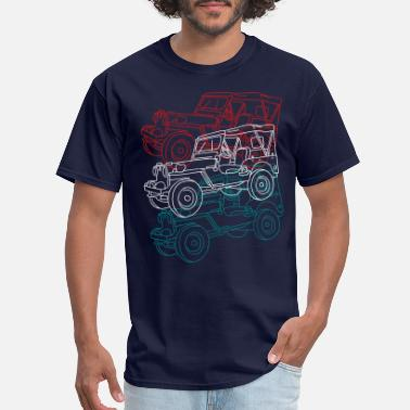 Suv SUV - Men's T-Shirt