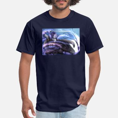 Saga Inle Swirls - Men's T-Shirt
