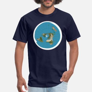 afd3f285 Shop Flat Earth T-Shirts online | Spreadshirt