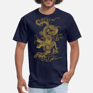 Chinese chinese dragon - Men's T-Shirt