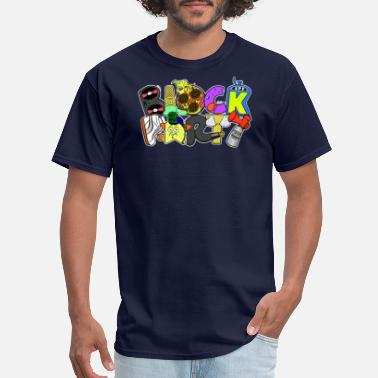 Block Block party - Men's T-Shirt