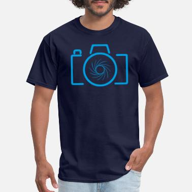 Development Camera shutter photo photography photographer - Men's T-Shirt
