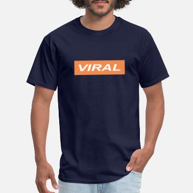 World Wide Web viral - Men's T-Shirt