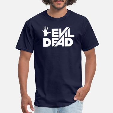 Retro The Evil Dead Evil Dead T Shirt - Men's T-Shirt