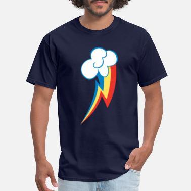 0fe93f3c62 Rainbow Dash Cutie T Shirt - Men  39 s ...