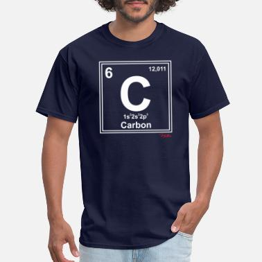 Carbon Element Carbon - Men's T-Shirt