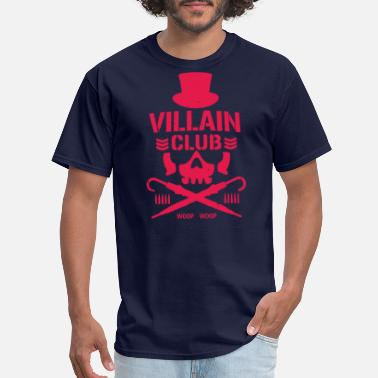 Club Villain Club - Men's T-Shirt