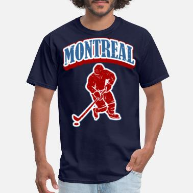 montreal hockey - Men's T-Shirt