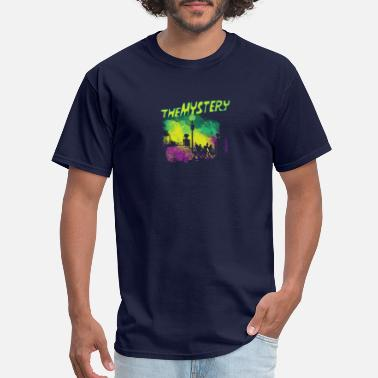 Mysteries The Mystery - Men's T-Shirt