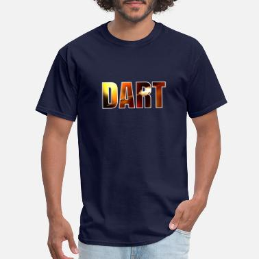 Mens Dart Dart - Men's T-Shirt