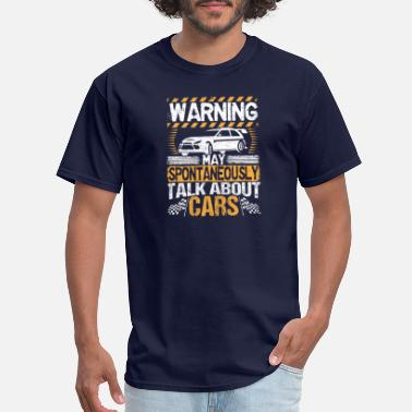 Sports Car Car Lovers Car Mechatronics Car Mechanics Car Mech - Men's T-Shirt