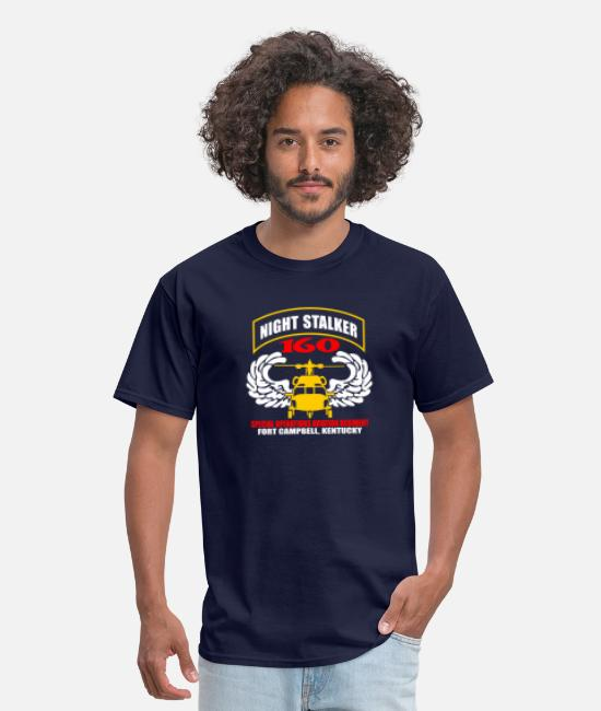 Party T-Shirts - SOAR 160th Night Stalker - Men's T-Shirt navy