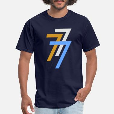 Ronaldo Number Seven - Men's T-Shirt