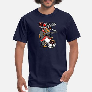 Geek pinguin attack - Men's T-Shirt