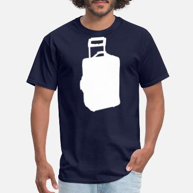 Travell Suitcase Travel suitcase - Men's T-Shirt