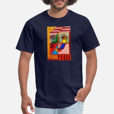 Original Art LuckyPen Art - Men's T-Shirt