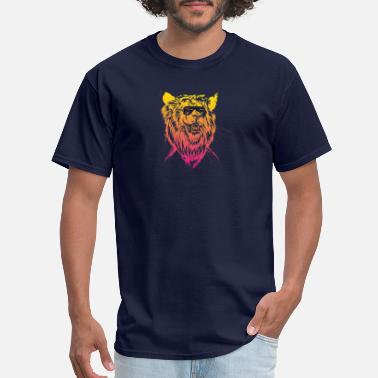 Lion Spirit Animal Lion Spirit - Men's T-Shirt