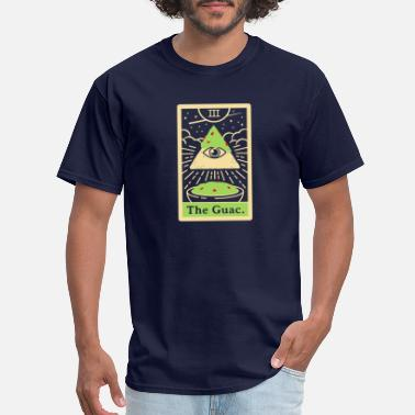 All Seeing Eye THE GUAC TAROT - Men's T-Shirt