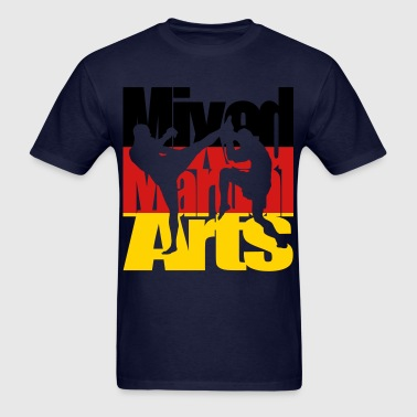 German Mixed martial arts - Men's T-Shirt