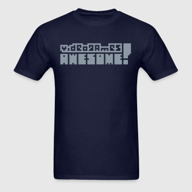 Men's T-Shirt - Far From Stubtle,Videogames Awesome!,farfrom subtle,farfromsubtle,games,video,video games,videogames awesome