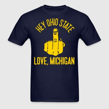 Love, Michigan - Men's T-Shirt