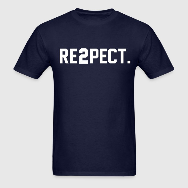RE2PECT Shirt - Men's T-Shirt
