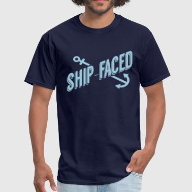 Ship-Faced - Men's T-Shirt