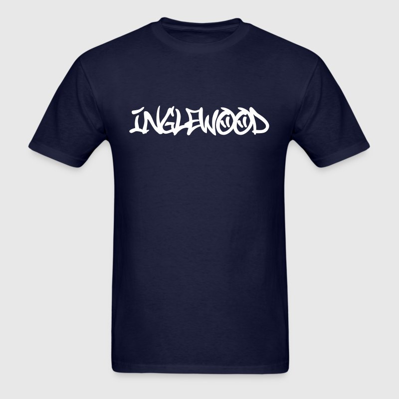 Inglewood Graffiti - Men's T-Shirt