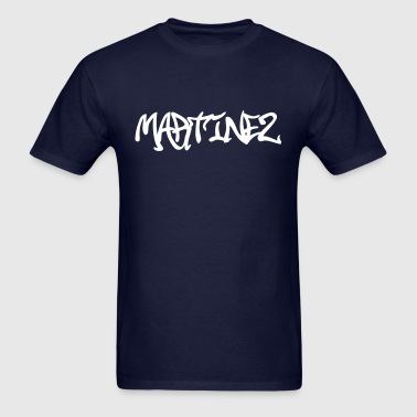 Martinez Graffiti - Men's T-Shirt