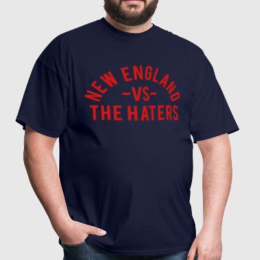 New England vs. The Haters - Men's T-Shirt