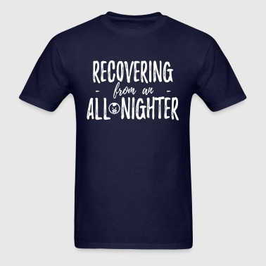 Recovering Sleep - Men's T-Shirt