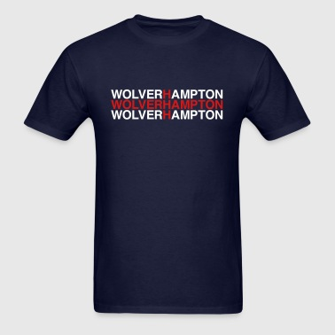 WOLVERHAMPTON - Men's T-Shirt