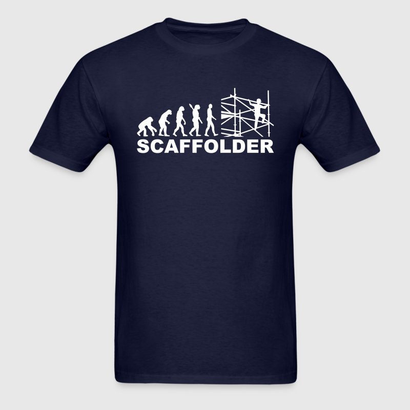Scaffolder - Men's T-Shirt