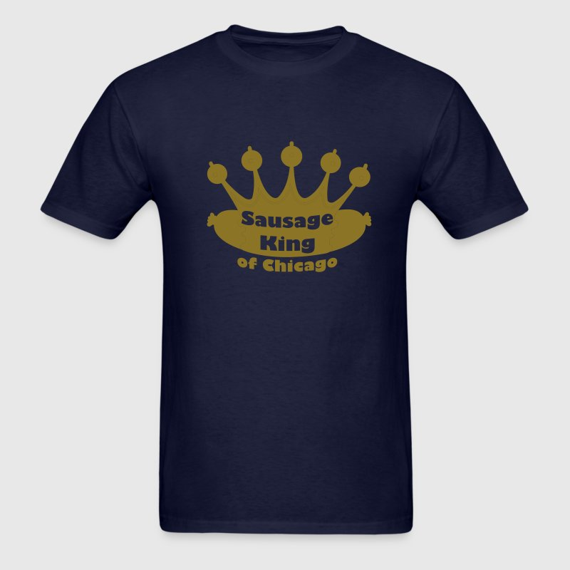 Sausage King of Chicago - Men's T-Shirt